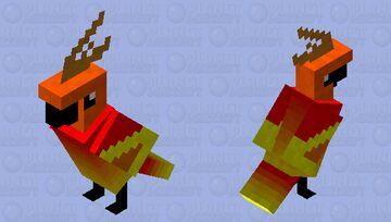Phoenix 2.0 Minecraft Mob Skin