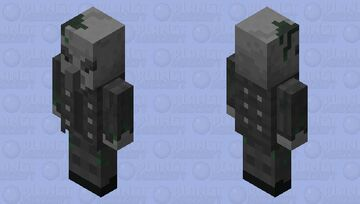 Stillager (Statue-Illager) Minecraft Mob Skin
