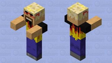 Guy Fieri Minecraft Mob Skin