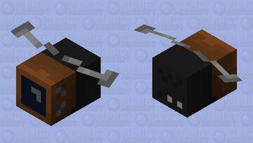 𝕆𝕣𝕚𝕘𝕚𝕟𝕒𝕝 - TBee Minecraft Mob Skin