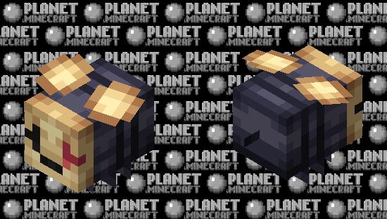 [[i don't even know anymore]] BEECOME MOLTENONI Minecraft Skin