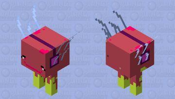 Jammin' To Pigstep ~ Skin Trade With IHasFins Minecraft Mob Skin