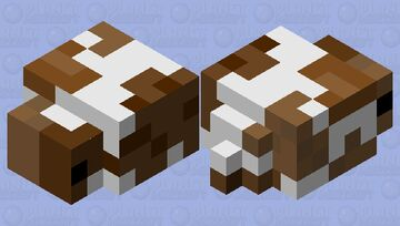 Just another Guinea pig Minecraft Mob Skin