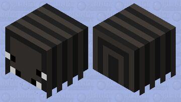 If the old strider texture was still here Minecraft Mob Skin