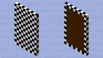 I want to play chess Minecraft Mob Skin