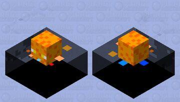 Solar system Minecraft Mob Skin