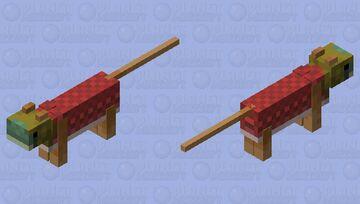 Fishcat Minecraft Mob Skin