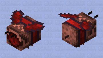 【Angry Ver.】Organic Snooper Minecraft Mob Skin