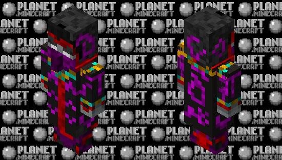 Dark Evoker Minecraft Skin