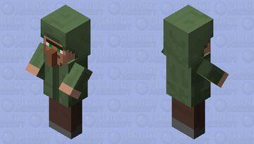 lab test no.2 Minecraft Mob Skin