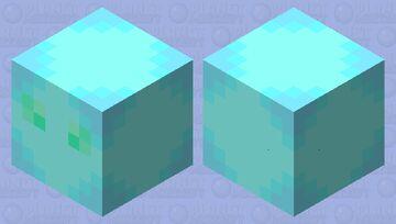 Ice Cube Minecraft Mob Skin