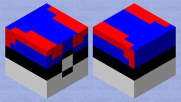 Great ball Minecraft Mob Skin