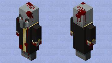 Death Evoker Minecraft Mob Skin