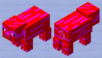 Neo Bacon Pig Minecraft Mob Skin
