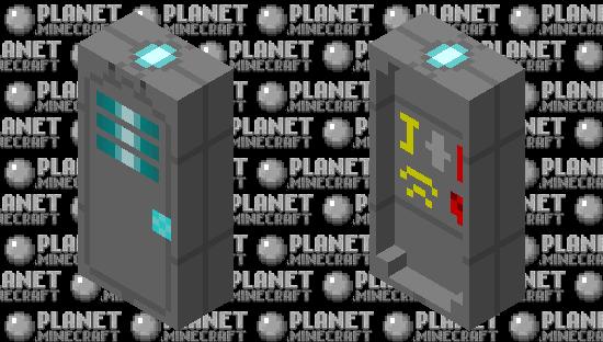 RWBY Rocket Locker (Arkos) Minecraft Skin