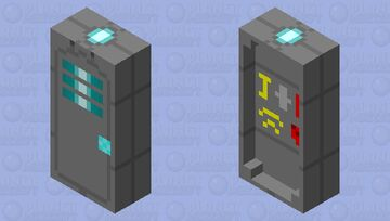 RWBY Rocket Locker (Arkos) Minecraft Mob Skin