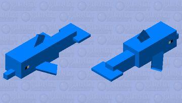 Dolphin Minecraft Mob Skin