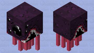 The Gourmon Minecraft Mob Skin