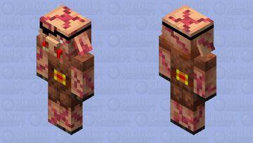 Piglin Bandit (For Contest) Minecraft Mob Skin