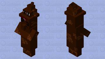 Bruxa Possuida Por Merda! Minecraft Mob Skin