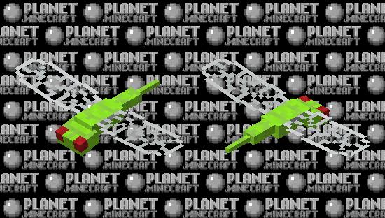 Big Dragon-Fly Minecraft Skin
