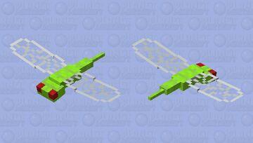 Big Dragon-Fly Minecraft Mob Skin