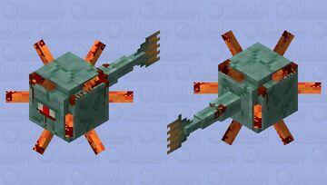 Death Guardian Minecraft Mob Skin