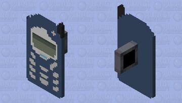 Nokia Shield Phone Minecraft Mob Skin
