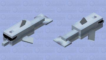 Dank Dolphin~ Minecraft Mob Skin