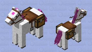 Unicorn Minecraft Mob Skin