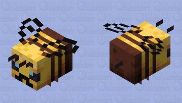 Bumbee jumbee Minecraft Mob Skin