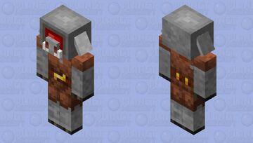 Piglin bot Minecraft Mob Skin