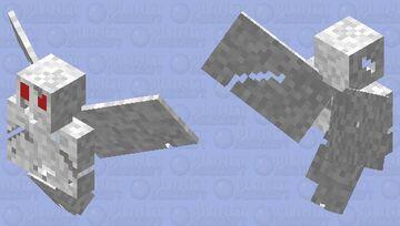 Corrupted spirit Minecraft Mob Skin