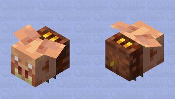 Beeglin Minecraft Mob Skin