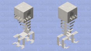 Explosive Dino Bones. (Mineozoic.) Minecraft Mob Skin