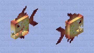 Happy pyrhanas Minecraft Mob Skin