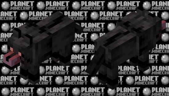 Hellhound Minecraft Skin