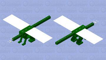 Frogg :) Minecraft Mob Skin