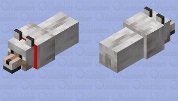Uhhhhh (tamed) Minecraft Mob Skin