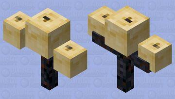 Candleholder Minecraft Mob Skin