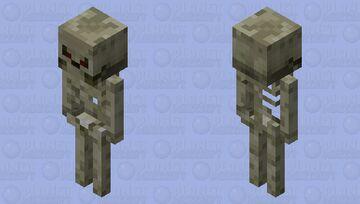Skeleton: Winterhaven Beasts and Baddies Minecraft Mob Skin