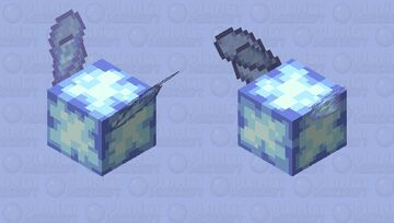 The scariest entity to ever exist Minecraft Mob Skin