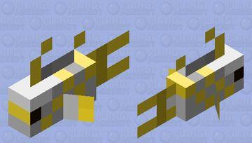 Goatfish Minecraft Mob Skin