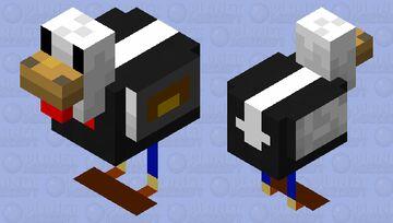 Bob the Funky Chicken Minecraft Mob Skin