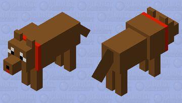 dog Minecraft Mob Skin