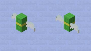 Money With Wings Minecraft Mob Skin