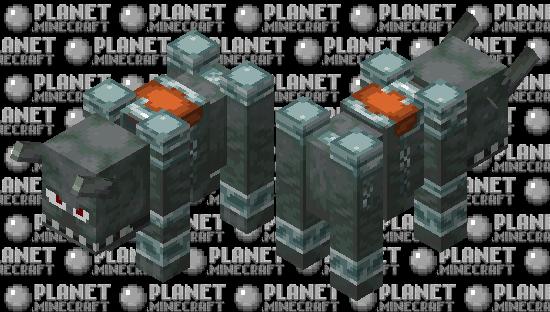 even scarier ravager Minecraft Skin