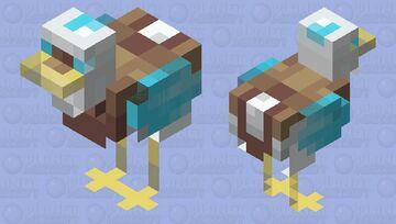 Plasma Hen Minecraft Mob Skin