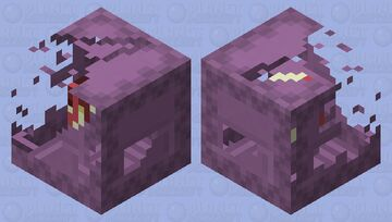 dead Shulker Minecraft Mob Skin