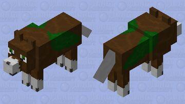 Foresttalon, request (female) Minecraft Mob Skin